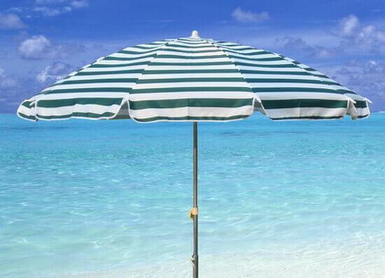 好市多沙灘遮陽傘