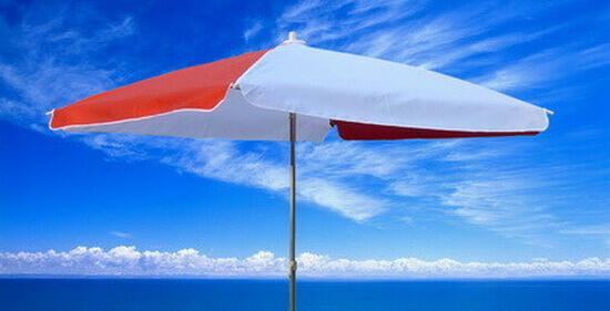 大遮陽傘,海邊遮陽傘