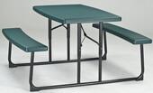 鐵管摺疊桌,鐵腳折合桌,鐵腳折疊桌